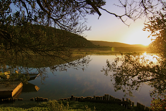 Sunset At Kariega River, Kariega Game Reserve, ©Candice Lim