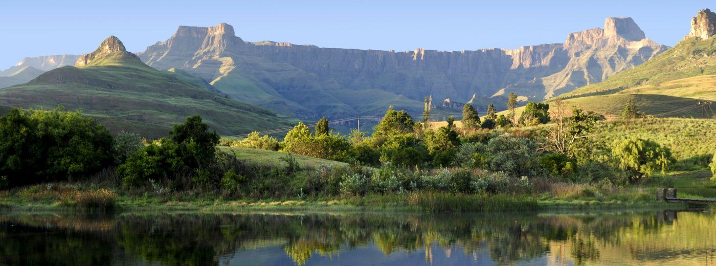 The Drakensberg