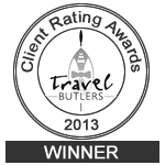 Travel Butlers Award Winner