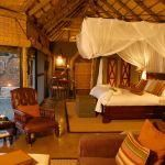 Luxury Suite at Leopard Hills Private Lodge in the Sabi Sand Reserve, South Africa