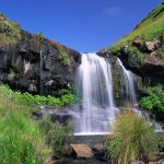Waterfall in the Drakensberg