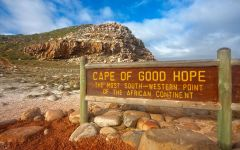 The Cape Peninsula