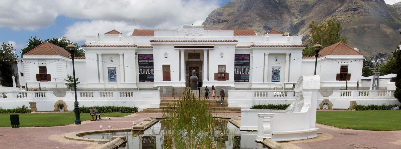 Historical Buildings in Cape Town
