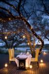 Romantic Dining, Sabi Sand Game Reserve, ©Chitwa Chitwa Game Lodge