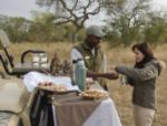 Game Drive Snacks, Sabi Sand Game Reserve, ©Chitwa Chitwa Game Lodge