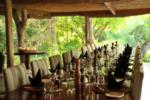 Dining Room, Sabi Sand Game Reserve, ©Savanna Private Game Reserve