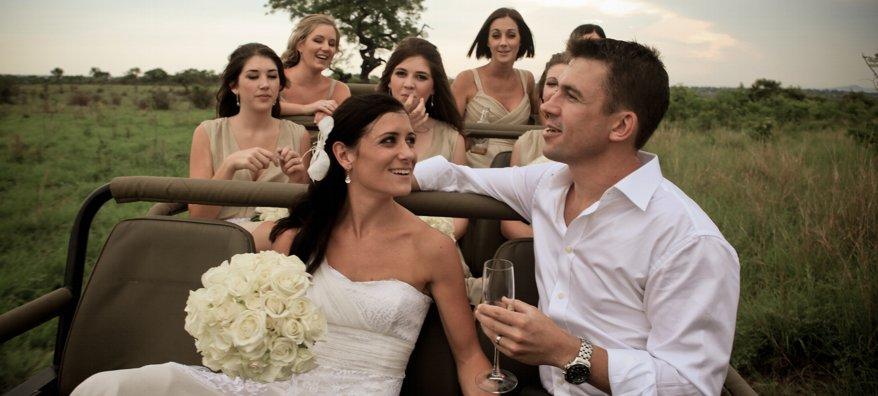 Savanna-Wedding