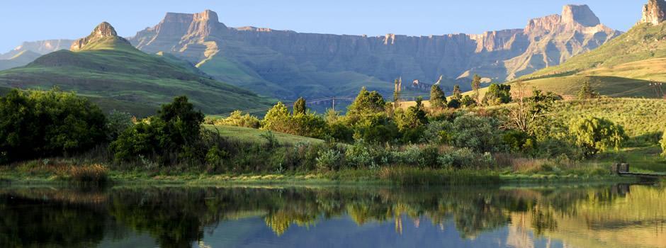 The-Drakensberg
