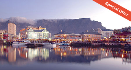 South Africa Holidays With Deposits From Only £100pp