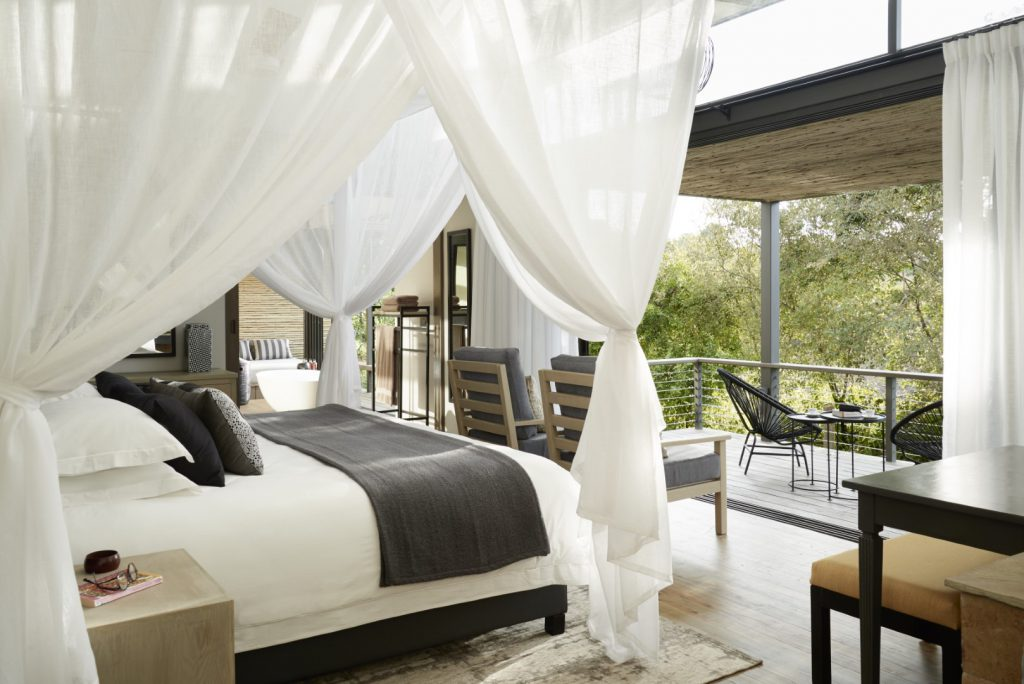 Geoffrey Kent Suite Bedroom