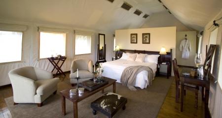 Gorah - a beautiful 5* tented camp in Addo
