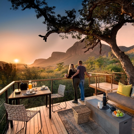Thabametsi Tree House - a unique experience offered by Marataba Safari Lodge