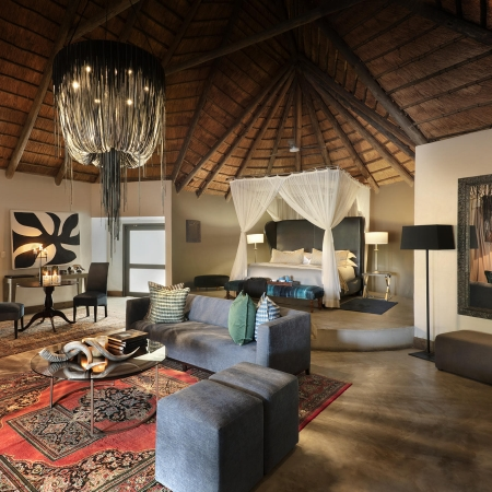 Luxury Lodge Room at Chitwa Chitwa