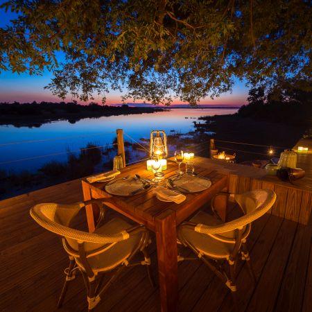DumaTau Dining Under the Stars