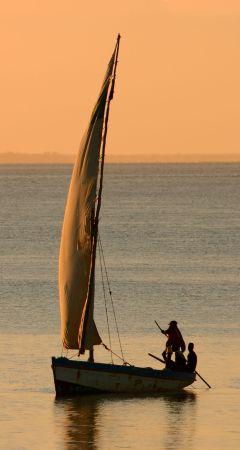 Fishing Boat - Mozambique