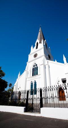 Church, Stellenbosch.