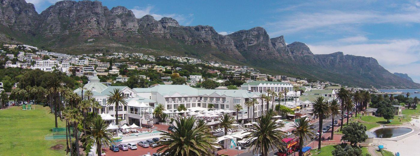 The Bay Hotel, Camps Bay, Cape Town.