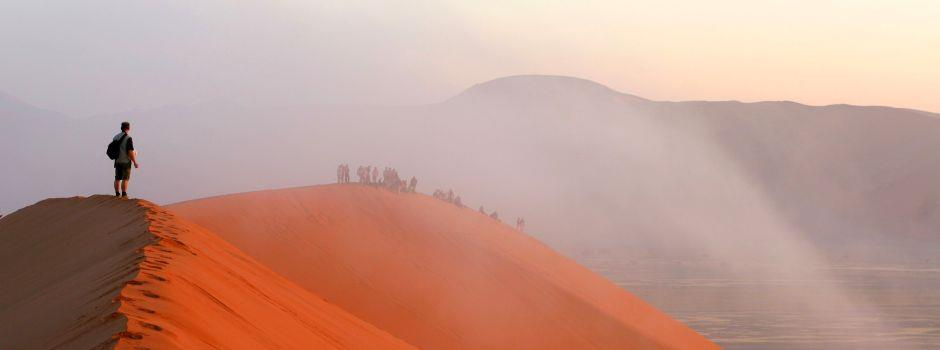 Escorted Tours in Namibia