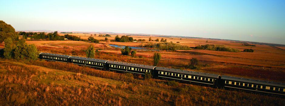 Luxury Train Journeys Across South Africa