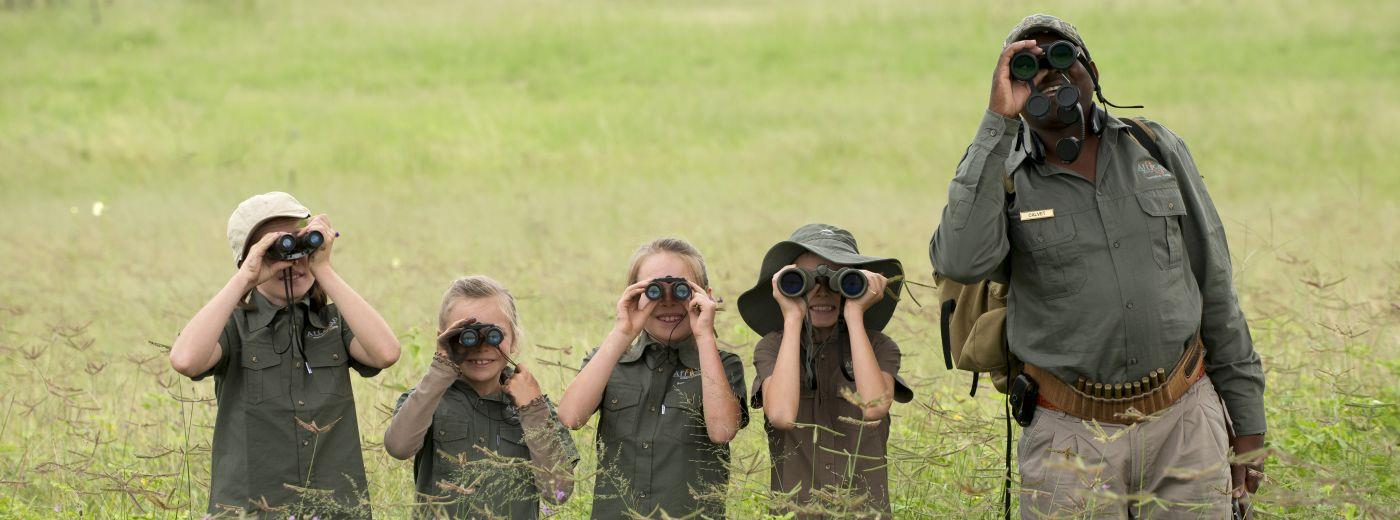 Family Safari Holiday Guide
