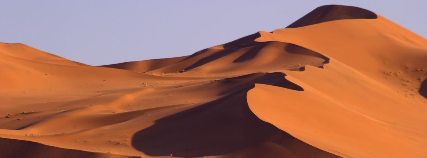 Sossusvlei and the Namib Desert