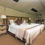 Room at Tembe Elephant Park