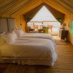 Room at Eagle Tented Lodge & Spa