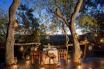 Kopano Lodge - Dining Outside, ©Madikwe Safari Lodge
