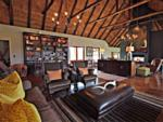 The Library, ©Hlosi Game Lodge