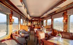 Cape Town to Pretoria via the Blue Train