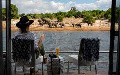 Chobe Princess Houseboat