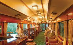 Cape Town to Pretoria via Rovos Rail