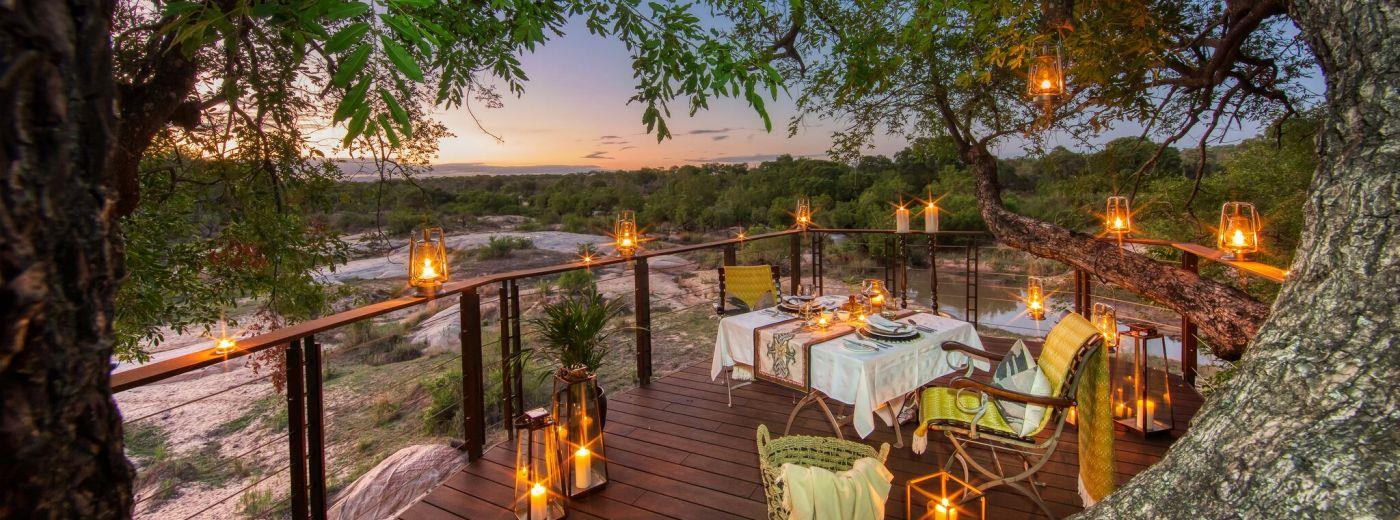Dulini Leadwood Private Game Lodge